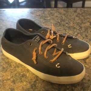 Navy Sperry size 6.5